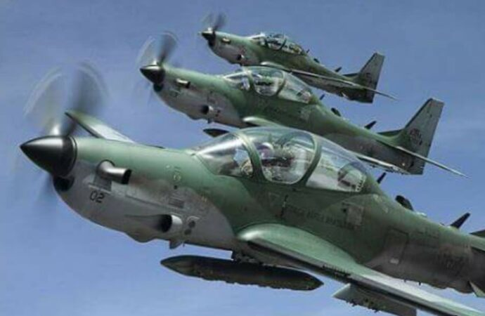 Uncertainty over military aircraft's emergency landing in Kaduna