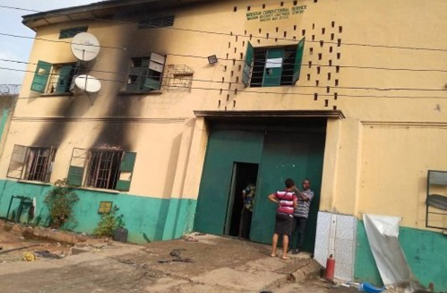 FG declares 1,844 inmates missing from prisons in Imo