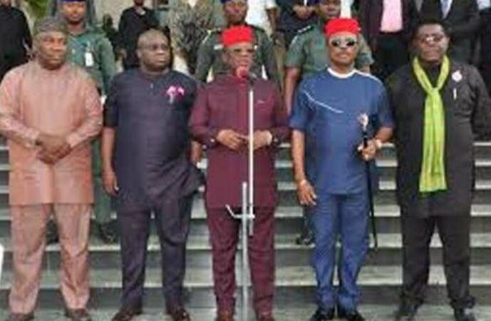 South East governors  approve guidelines for joint security outfit