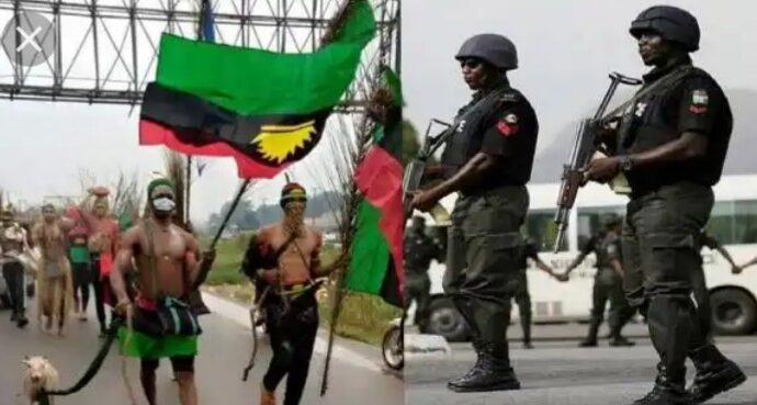 Security beefed up at Imo house of Assembly, amid rumours of inferno