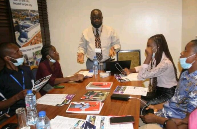 Aston University provides 'right information' to admission seekers in Africa