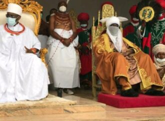 Benin monarch, Kano Emir brainstorm over state-of-the nation