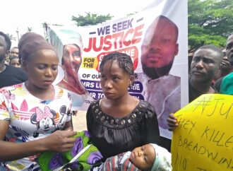 How Edo vigilante clashed with widow, children of residents killed by personnel