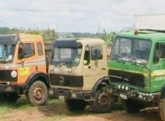 Tipper drivers withdrawal of service disrupt road construction in Edo