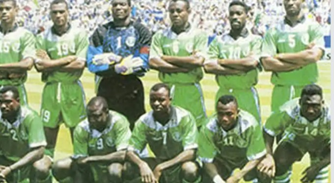 Super Eagles beat wild beasts of CAR 2-0 in world Cup Qualifiers
