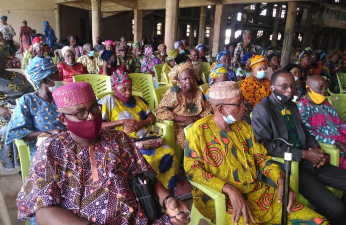 Elderly people give thumbs up for Obaseki over free medicare