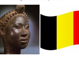 Belgian threatens court action against return of looted Ife bronze