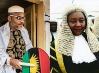 British envoy storms court for Nnamdi Kanu's trial