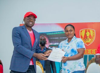 Super Falcons ex-official unveiled as new Coach for Edo Queens   …Insurance FC mulls withdrawal from NNL over assault on players