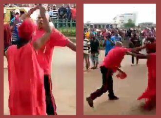 Christians, traditionalists in clash of cultures, one wounded