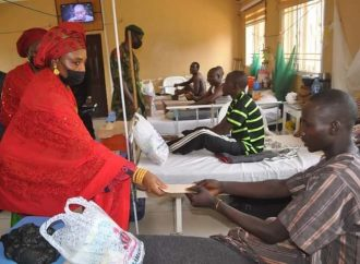 NAOWA gives lifeline to wounded combatants, widows of slain soldiers