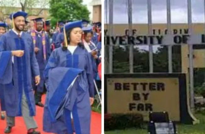 UNILORIN shutout 2nd Class, others from attending Convocation